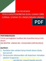 unhas reviewer's guidance