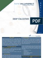 Corporate Professionals_ESOP Valuation