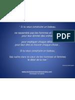 Antoine de Saint-Exupéry - revolutionnezvotrecarriere.com