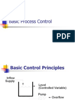 Basic of Process Control