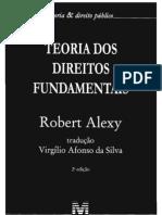 ALEXY, Robert. Teoria Dos Direitos Fundamentais. Cap. 3. a Estrutura Das Normas de Direitos Fundamentais. I. Regras e Principios