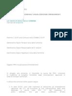 Isola Delle Femmine Piano Regolatore Visualizzazione Emendamenti Domenica 10 Aprile 2011