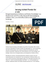 Bundeswehr und NVA_ Bundesregierung richtet Fonds für Radar-Opfer ein _ Politik _ ZEIT ONLINE