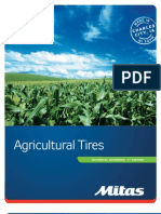 MITAS Agricultural Tires - TECHNICAL DATABOOK 1ST EDITION