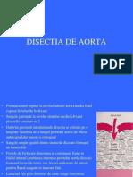 Disectia de Aorta Curs