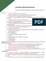 HTAP.cordul Pulmonar Cronic