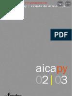 AICA PARAGUAY - REVISTA DE ARTE CULTURA - AÑO 2 - NÚMERO 2 3 - ENERO 2010 - PORTALGUARANI