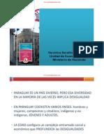 UNIDAD DE ECONOMÍA SOCIAL - VERÓNICA SERAFINI GEOGHEGAN - MINISTERIO DE HACIENDA - PARAGUAY - PORTALGUARANI