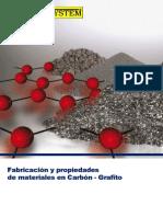 Grafito | Fabricación grafito en Carbosystem