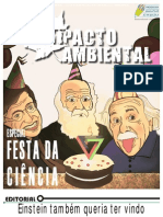 Impacto Ambiental Novembro/2012 - Especial Festa da Ciência