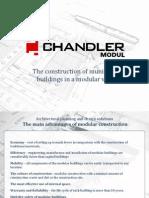 Презентация модульных проектов(eng)