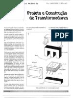 Apostila - Projeto e Constru--o de Transformadores