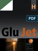 Sistema Glu Jet de HOLZ-HER Juntas invisibles de cola con tecnología de película delgada. PUR. EVA.