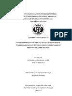2012_akuntansi_muhammad Fahmisal Arief_simulasi Penyusutan Aset Tetap Pada Kantor Badan Pemeriksa Keuangan Republik Indonesia Perwakilan Provinsi Sulawesi Selatan