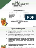 audit siklus penggajian dan personalia