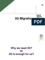 3G Migration