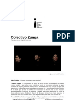 Privadoentrevistas Colectivo Zunga