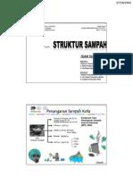 Struktur Sampah (WYM-Sains Bangunan Dan Utilitas 1)