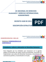 PPDDHH SNDH DIH Descripcion Estructura