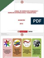 Presentación SNDH - DIH BUCARAMANGA