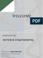 Reverse Engineering