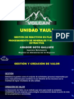 Volcan EXPO-Gestion Reactivos