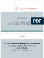 FIT328 02 the Database Development Process