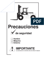 Safety Check Spanish