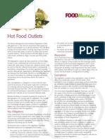 Hot Food Outlets