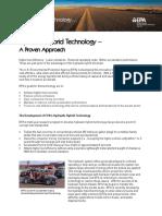 Hydraulic Hybrid Technology