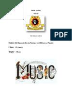 PBS English Band 6 - Music Folio