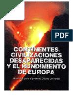 Continentes y Civilizaciones Desaparecidas