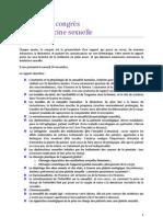 Rapport Medecine Sexuelle