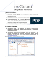 Geogebra 4 Manual Liliana Saidon
