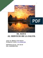 EL AGUA AL SERVICIO DE LA SALUD.
