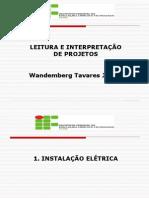 Leitura e interpretação de projetos