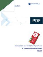 Motorola G24 at Commands Reference Manual_New