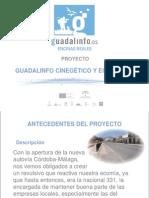 Proyecto Guadalínfo Cinegético y Ecológico