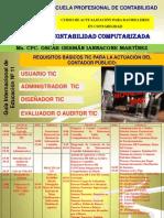 Curso Contabilidad Computarizada Unjbg Tacna