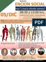 Afiche Seminario Intervencion Social 2012.Ppt