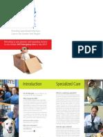 404 Veterinary Referral Hospital - brochure