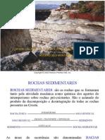 3 ST 409 Rochas Sedimentares 2009