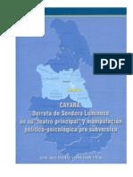 Cayara- Derrota de Sendero Luminoso en Su Teatro Principal. Autor