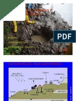 Las Aguas Subterraneas en Los Deslizamientos