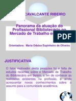 Panorama da atuação do Profissional Bibliotecário no Mercado de Trabalho em Belém