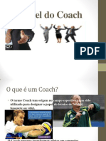 O Papel Do Coach Slides