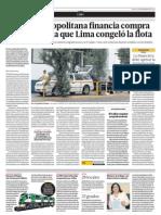 La Caja Metropolitana financia compra de taxis pese a que Lima congeló la flota