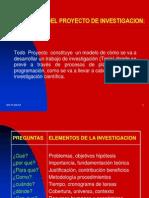 Metodologia Proyct. de Investigacion
