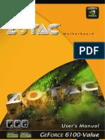 Manual Zotac