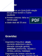 Obstetrícia na APS - Gravidez Normal